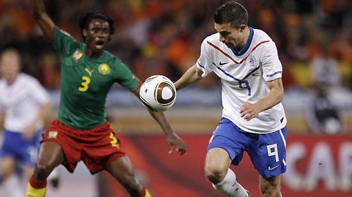 Gol de Van Persie